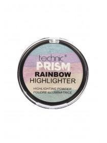 Womens Prism Rainbow Highlighter Powder