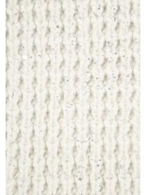 Older Girls Cream Metallic Fleck Snood