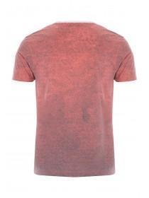 Mens Red Santa T-Shirt