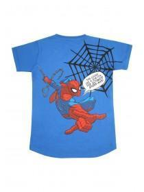 Younger Boys Spiderman Top