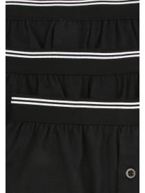 Boys 3pk Black Loose Fit Boxers