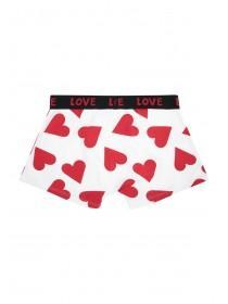 Mens Red Novelty Boxers