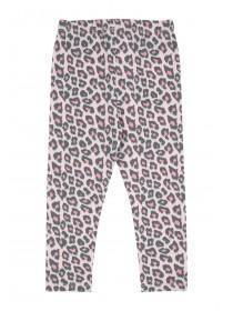 Younger Girls Leopard Print Leggings