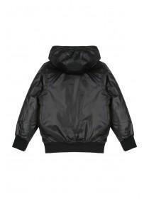 Older Boys Black Lightweight Padded Jacket