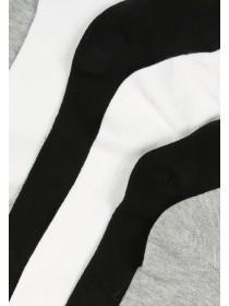 Mens 7PK Trainer Socks
