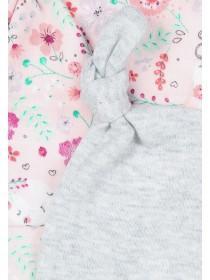 Baby Girls 2pk Bunny Hats