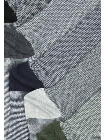 Mens 5pk Grey Socks