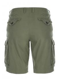 Mens Khaki Cargo Shorts