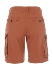 Mens Tan Cargo Shorts