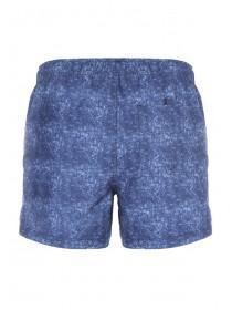 Mens Blue Swim Shorts