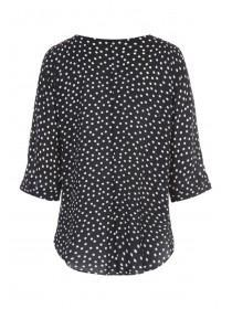 Womens Spot Blouse