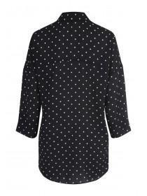 Womens Spot Oversized Shirt