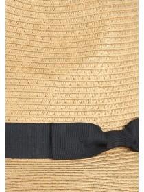 Womens Natural Panama Hat