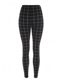 Womens Jacquard Leggings