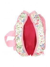 Younger Girls Floral Mini Rucksack