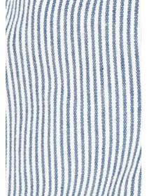 Baby Boys Blue Striped Fisherman Hat