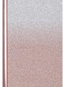 Womens Gold Glitter Ombre Phone Case