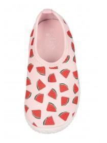 Younger Girls Water Melon Scuba Shoe
