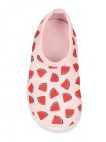 Younger Girls Water Melon Scuba Shoe