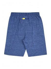 Older Boys Blue Pocket Shorts