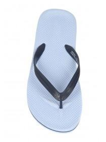 Mens Light Blue Flip Flops