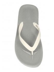 Mens Grey Flip Flops