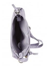 Womens Lilac Across Body Bag