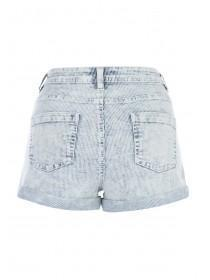 Womens Blue Denim 365 Shorts