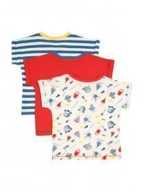 Baby Boys 3pk T-Shirts