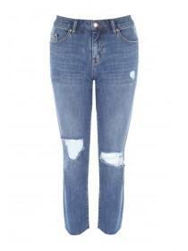 Womens Denim 365 Blue Boyfriend Jeans