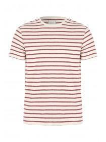 Mens Denim 365 Stripe T-Shirt