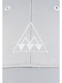 Mens Grey Motif Cap