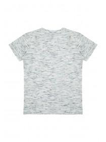 Older Boys Grey Geometric LA T-Shirt