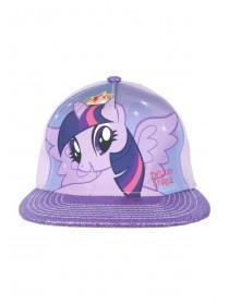 Younger Girls Purple My Little Pony Baseball Hat