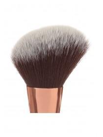 Womens Bronze Large Make Up Brush