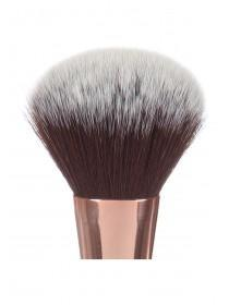 Womens Bronze Extra Large Make Up Brush