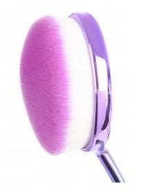 Womens Large Ombre Face Make Up Brush