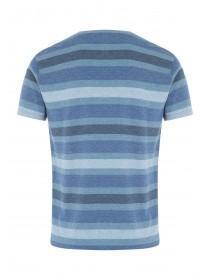 Mens Blue Stripe T-Shirt