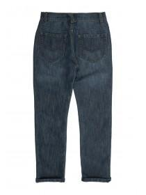 Older Boys Dark Wash Denim Jeans