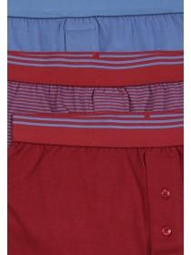 Mens 3pk Red Loose Fit Boxers