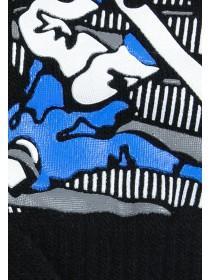 Older Boys Black Snowboard Gripper Gloves