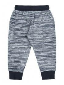 Younger Boys Blue Marl Joggers