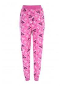 Women Gin Print Pyjama Bottoms