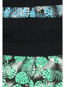 Mens 3pk Tropical Hipster Briefs