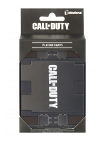 Mens Call of Duty Playing Cards