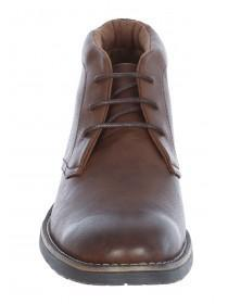 Mens Tan Lace Up Boots
