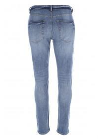 Mens Light Blue Slim Leg Jeans