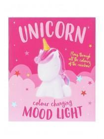 White Unicorn Colour Changing Mood Light