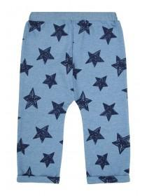 Baby Boys Blue Star Joggers