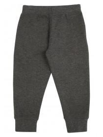 Younger Boys Charcoal Basic Jogger